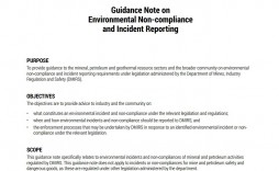 006 Outstanding Workplace Incident Report Form Western Australia Inspiration