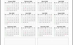006 Phenomenal 2020 Payroll Calendar Template Highest Quality  Biweekly Canada Free Excel