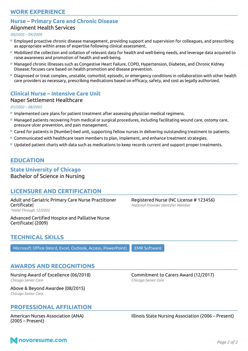 006 Phenomenal Nurse Resume Template Free Design  Graduate RnLarge