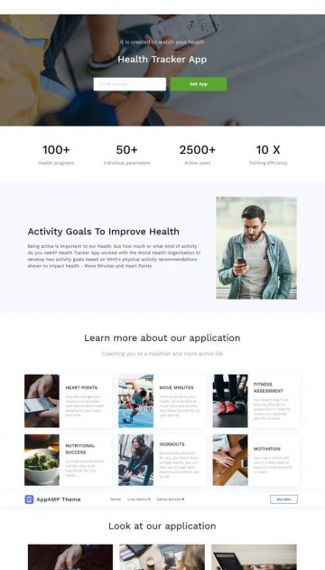 006 Phenomenal One Page Website Template Free Download Html Highest Quality  Simple With Cs Responsive360