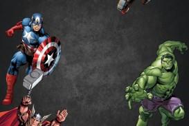 006 Phenomenal Superhero Birthday Invitation Template Free Image