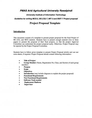 006 Phenomenal Web Development Proposal Template Free Picture 360