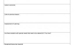 006 Rare Free Lesson Plan Template Example  Templates Editable For Preschool Google Doc