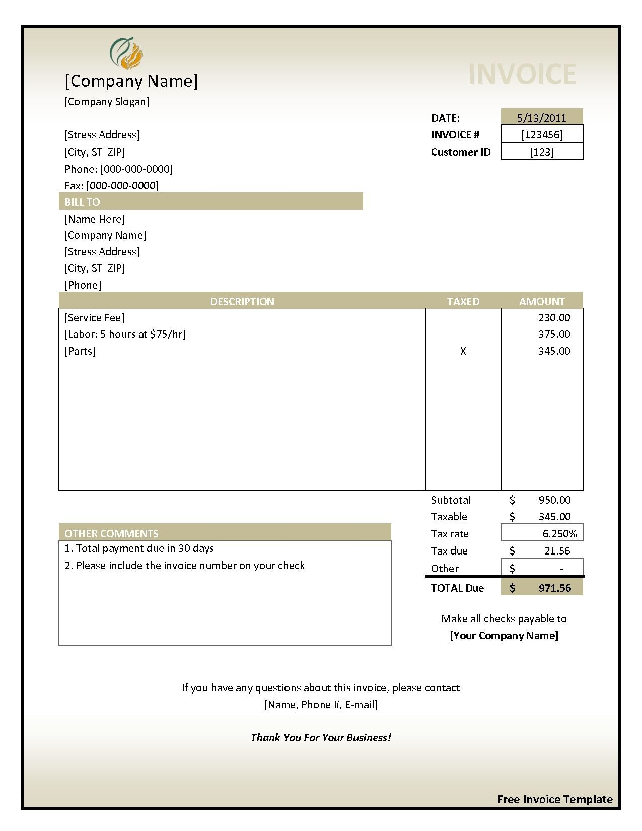006 Rare Official Receipt Template Excel Free Download Highest Quality  CashFull