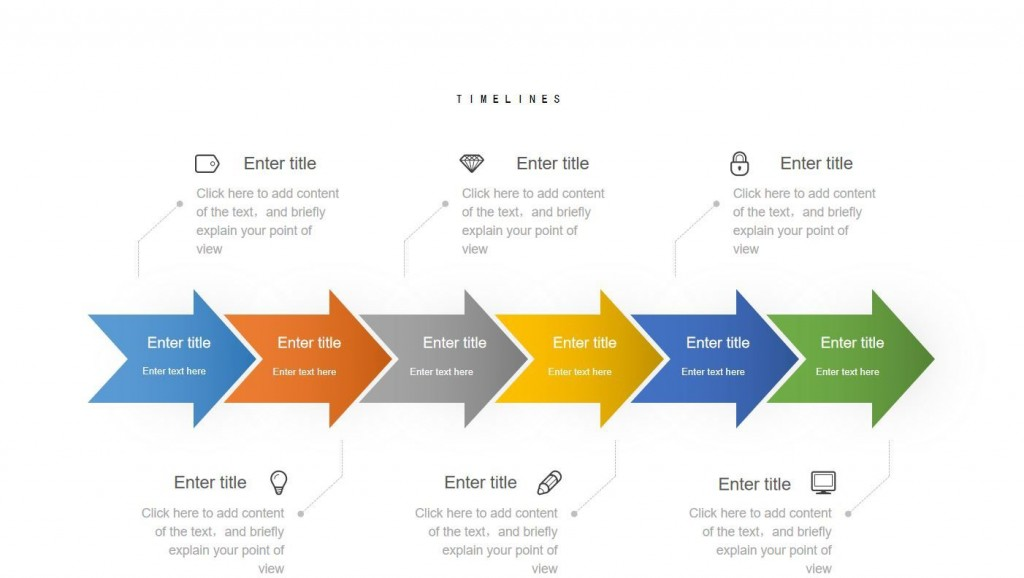 006 Rare Timeline Template For Presentation Sample  Project Example PresentationgoLarge