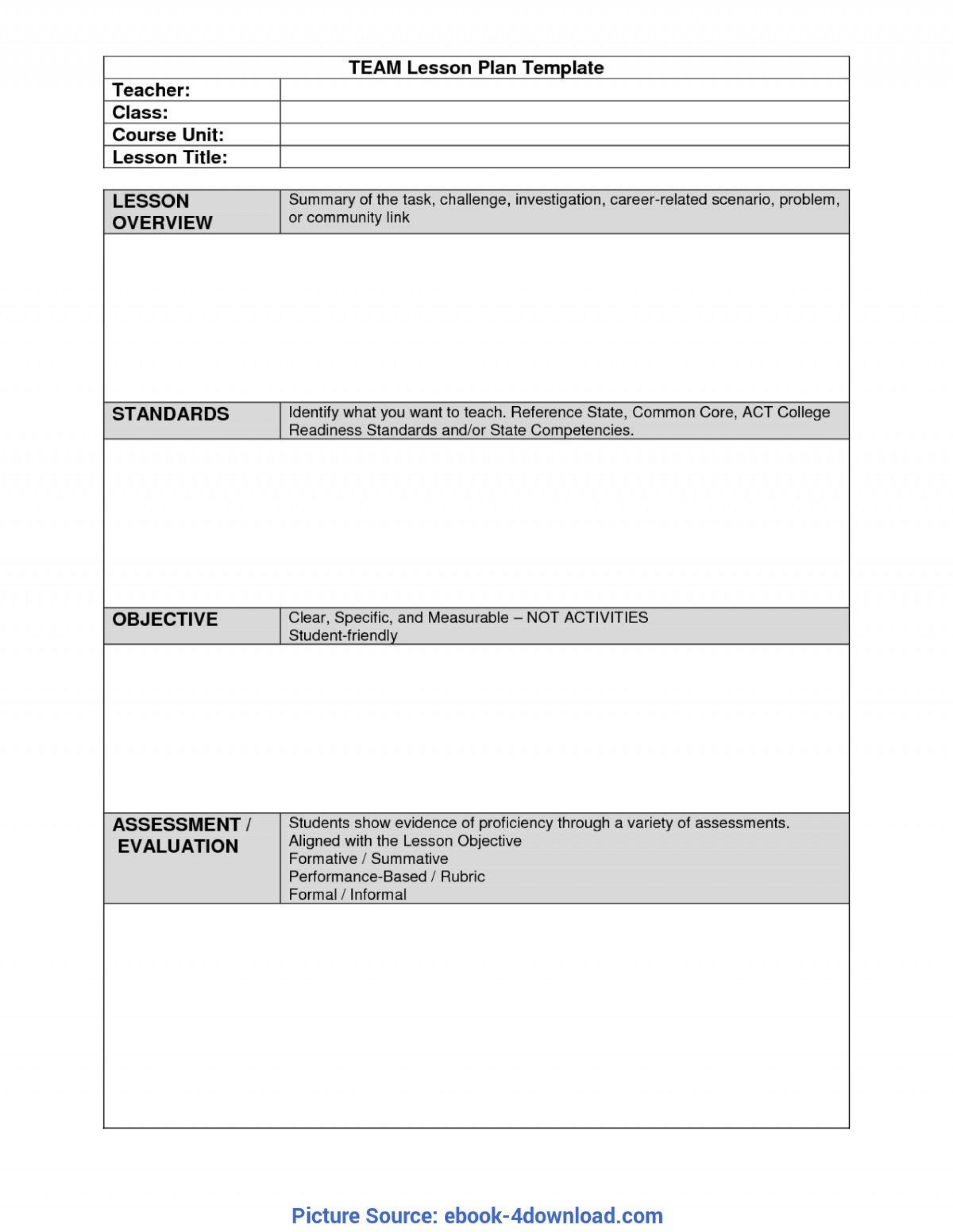006 Rare Unit Lesson Plan Template High Def  Word Thematic Example Pdf1920