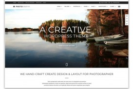 006 Rare Web Template For Photographer High Resolution  Photography