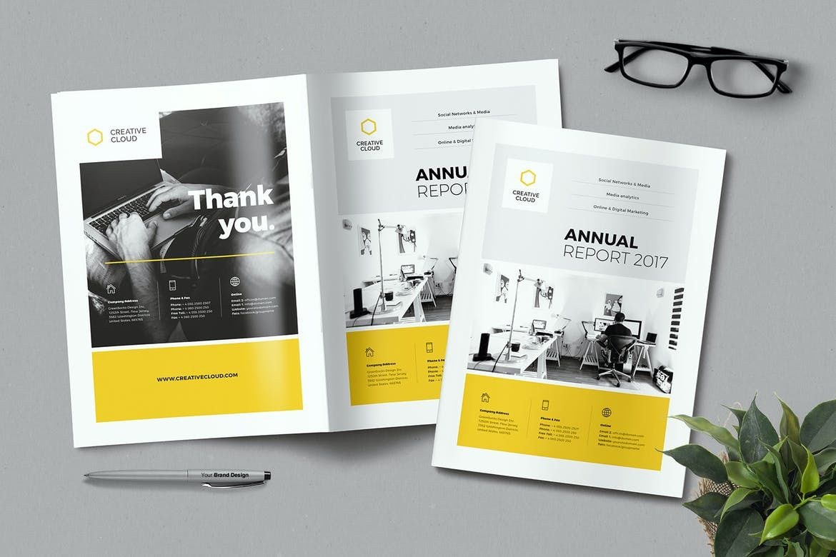 006 Remarkable Annual Report Design Template Indesign High Def  Free DownloadFull