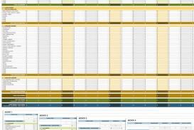 006 Remarkable Cash Flow Sample Excel Image  Spreadsheet Free Forecast Template
