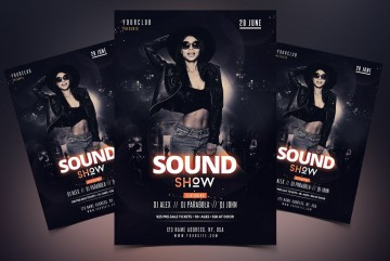006 Remarkable Free Party Flyer Template For Photoshop High Definition  Pool Psd Download360