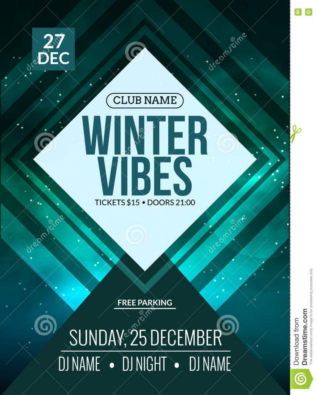 006 Remarkable Free School Disco Flyer Template Concept  Templates PosterLarge