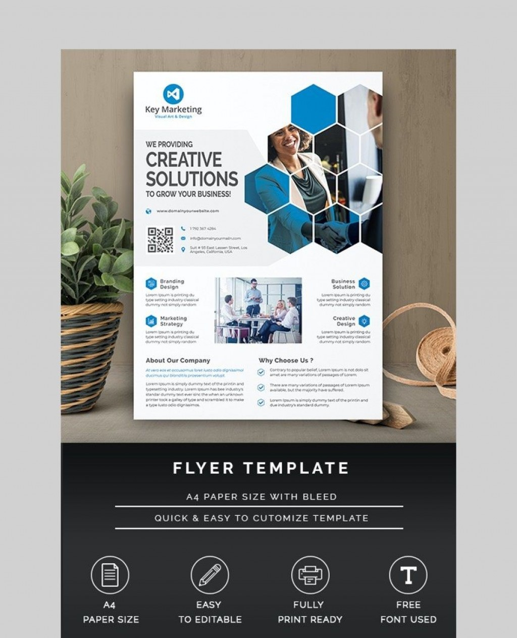 006 Remarkable In Design Flyer Template Sample  Templates Indesign Free For Mac EventLarge