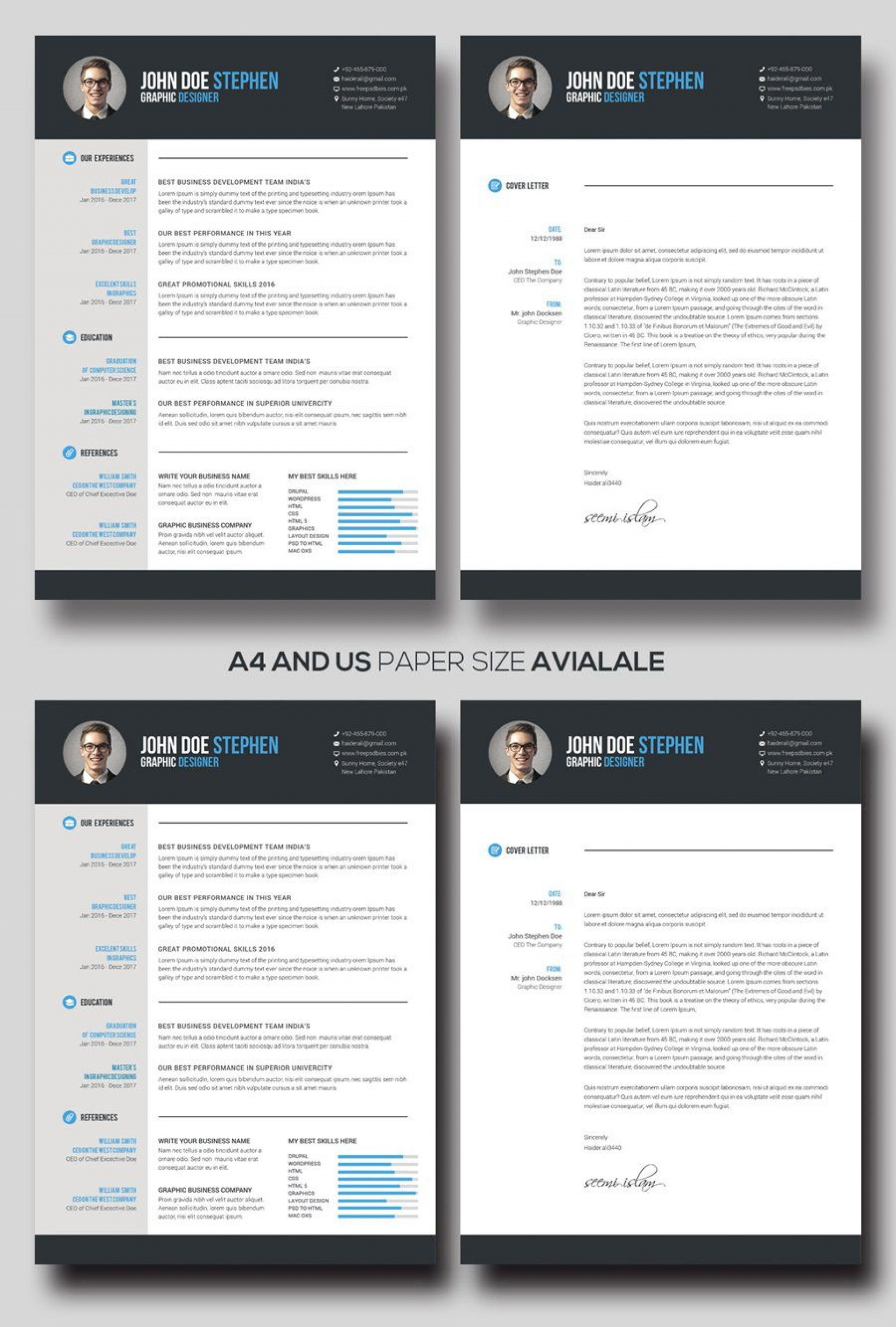 006 Remarkable Microsoft Word Template Download Photo  Free Resume Curriculum Vitae1920