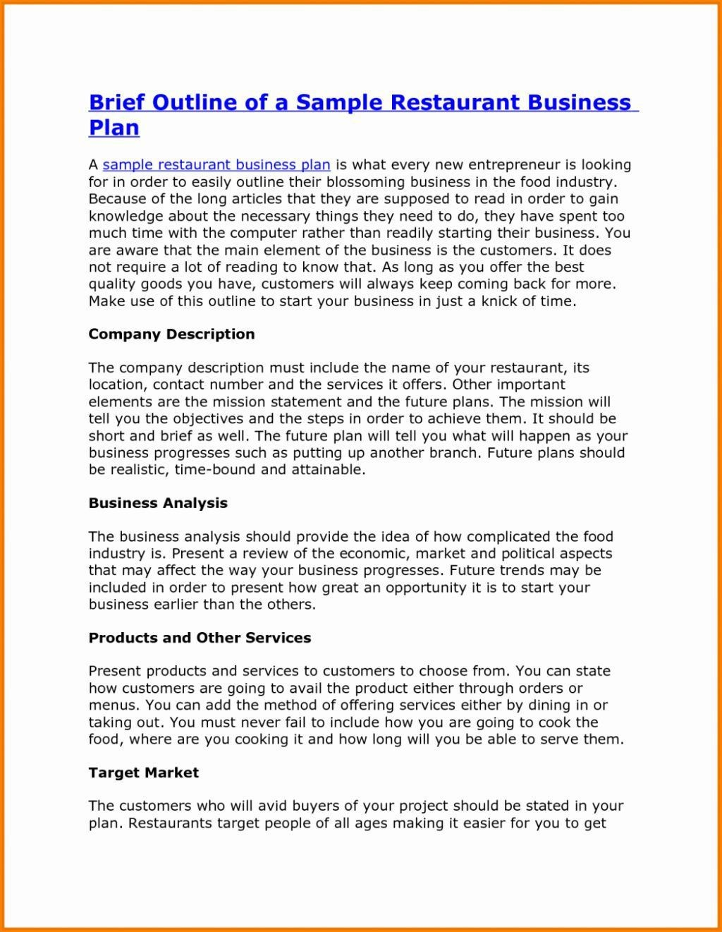 006 Remarkable Photography Busines Plan Example Idea  Examples Pdf ProposalLarge
