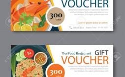 006 Remarkable Restaurant Gift Certificate Template Inspiration  Templates Card Word Voucher Free