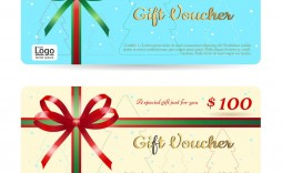 006 Remarkable Template For Christma Gift Card Image  Word Certificate Sample