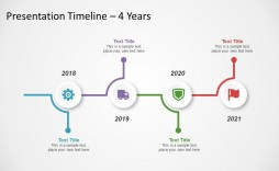 006 Remarkable Timeline Format For Ppt Sample  Template Pptx Free Sheet
