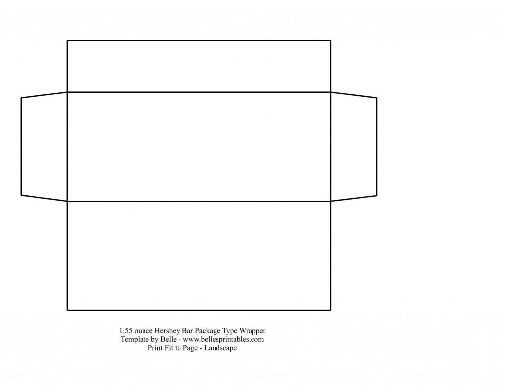 006 Sensational Chocolate Bar Wrapper Template Highest Clarity  Candy Free Printable Mini IllustratorLarge