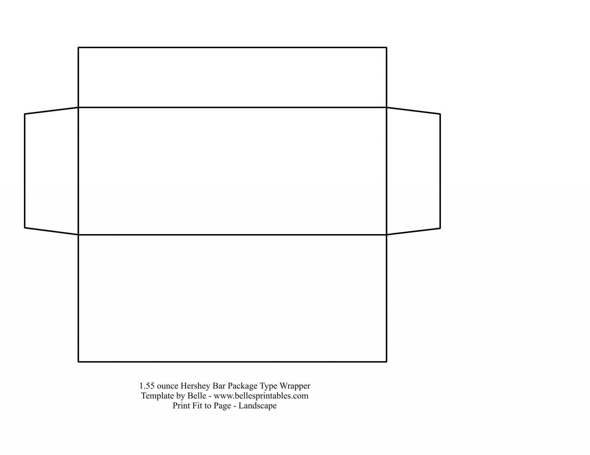 006 Sensational Chocolate Bar Wrapper Template Highest Clarity  Candy Free Printable Mini Illustrator1920