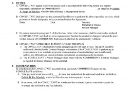 006 Sensational Free Service Contract Template Word Concept  Microsoft