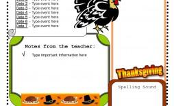 006 Sensational Newsletter Template For Teacher High Resolution  Teachers To Parent Printable Free School