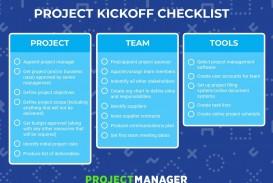 006 Sensational Project Management Kickoff Meeting Agenda Template High Resolution