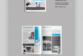 006 Sensational Publisher Newsletter Template Free Inspiration  Microsoft Office Download