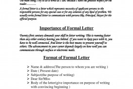 006 Shocking Hindi Letter Writing Format Pdf Free Download Inspiration