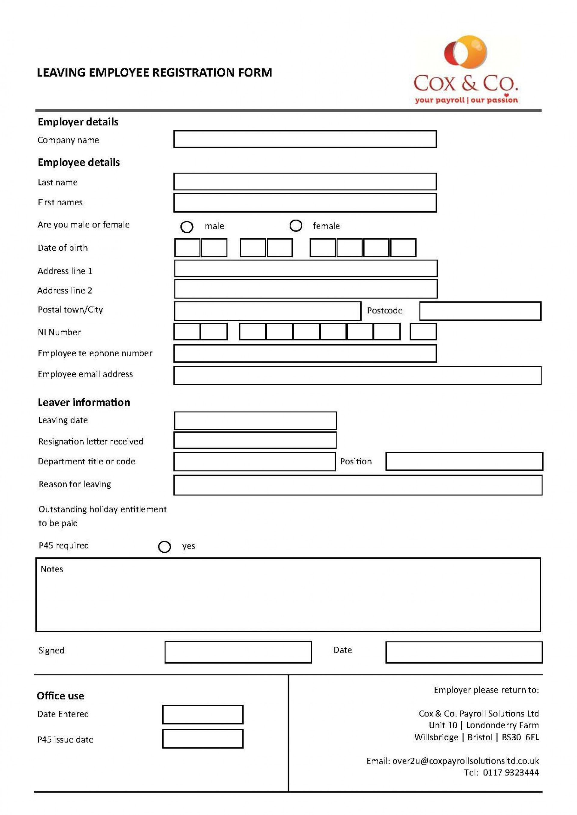 006 Shocking New Hire Form Template Highest Quality  Application Document Checklist Word1920