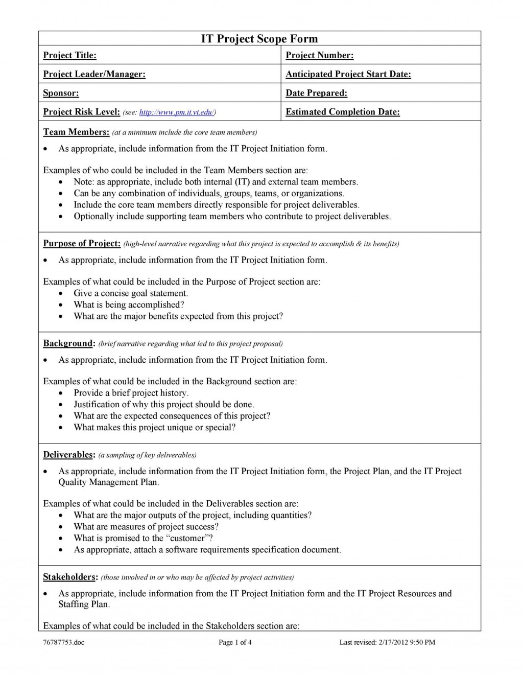 006 Shocking Project Scope Management Plan Template Free High Definition Large
