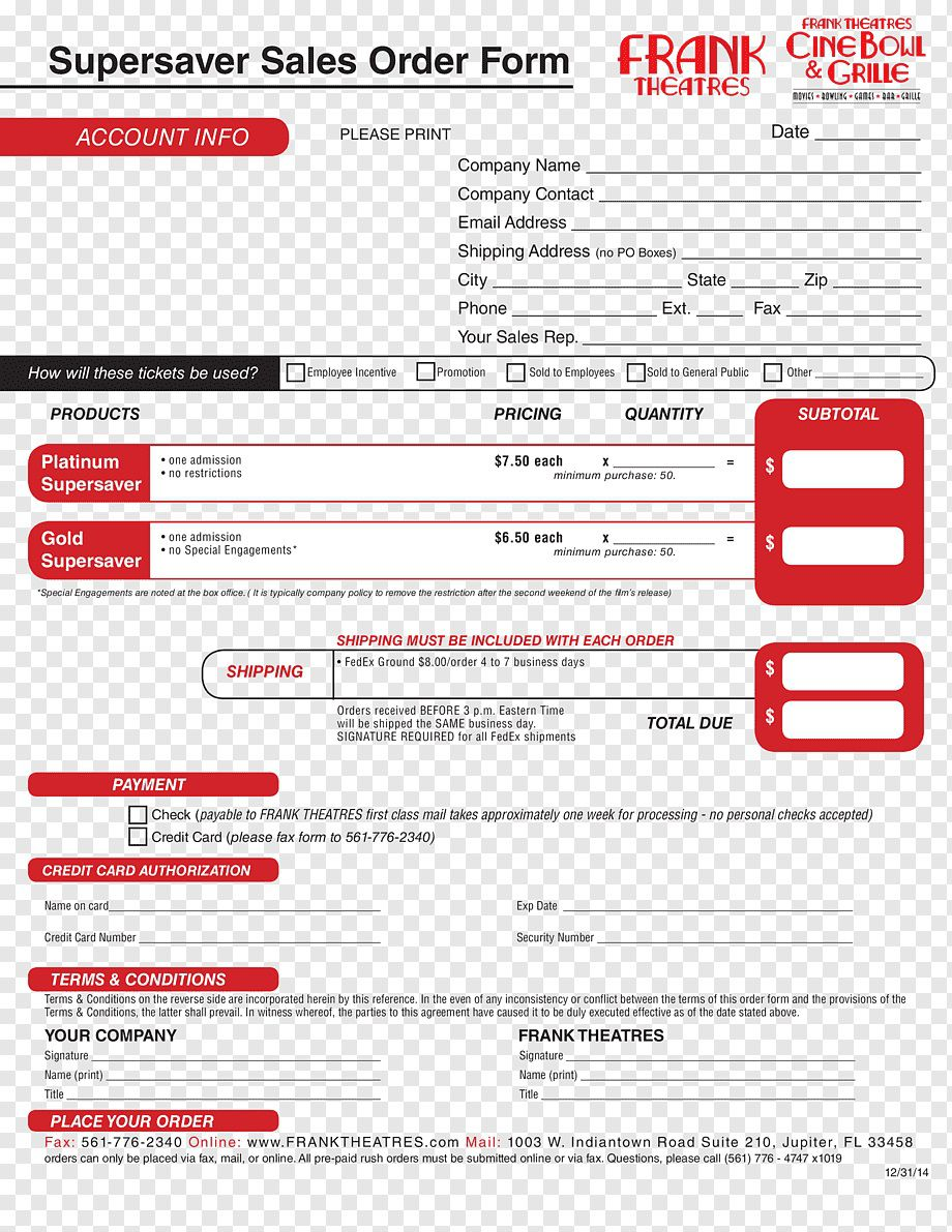 006 Shocking Sale Order Form Template Inspiration  Templates Excel Word Free OnlineFull