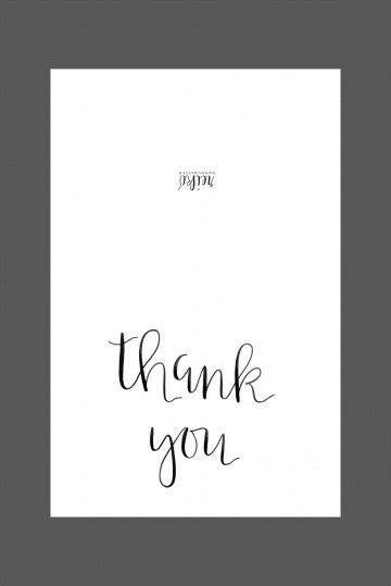 006 Shocking Thank You Note Template Free Printable Design 360