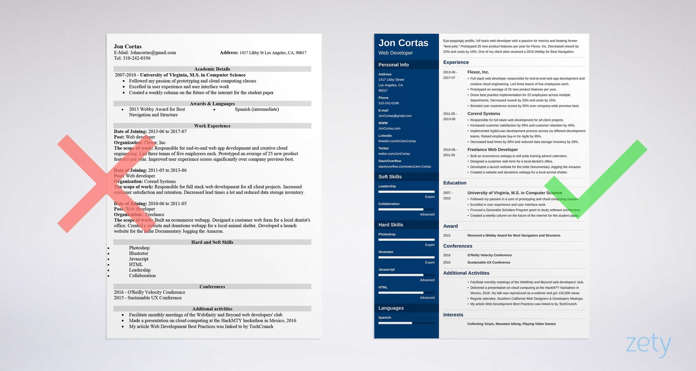 006 Simple Best Resume Template Word Idea  Format Free Download WordpresFull