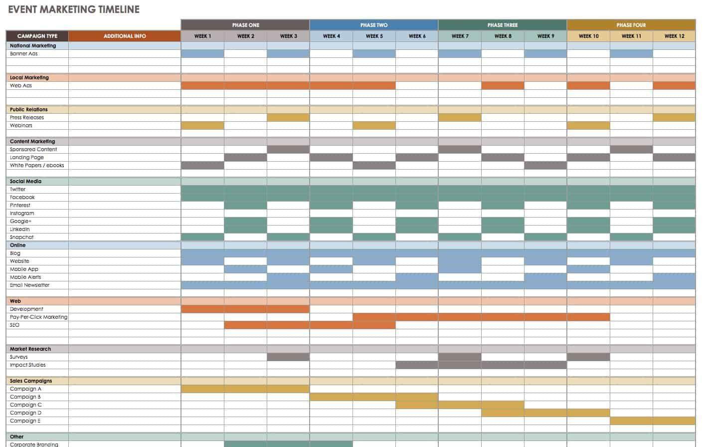 006 Simple Event Planning Worksheet Template Image  Planner Checklist BudgetFull