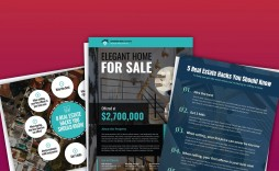 006 Simple Real Estate Marketing Video Template Highest Quality  Templates