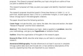 006 Simple Research Paper Proposal Example Chicago High Resolution