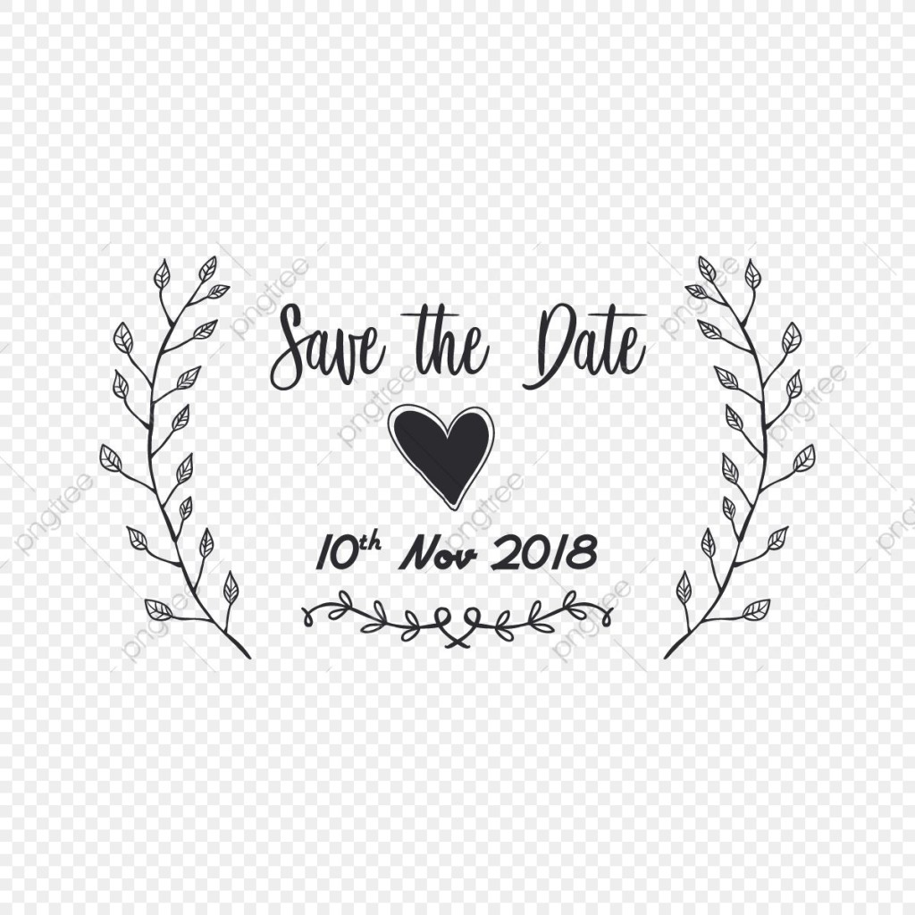 006 Simple Save The Date Word Template High Definition  Free Birthday For Microsoft Postcard FlyerLarge
