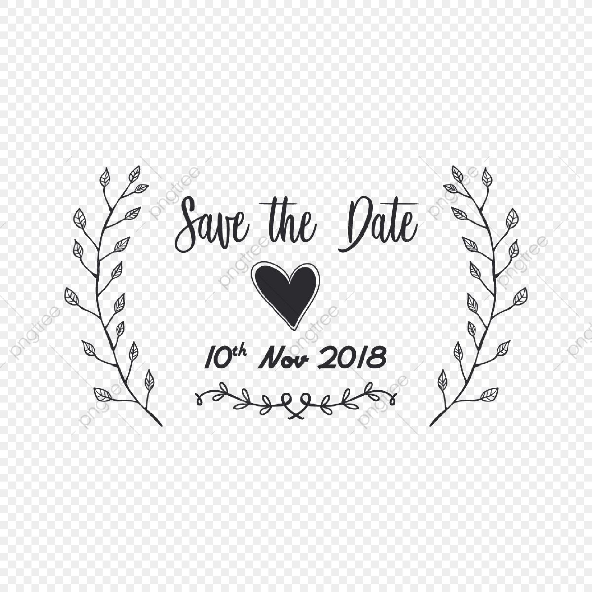 006 Simple Save The Date Word Template High Definition  Free Birthday For Microsoft Postcard Flyer1920