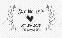 006 Simple Save The Date Word Template High Definition  Free Birthday For Microsoft Postcard Flyer