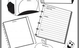 006 Singular Book Report Format 6th Grade Pdf Picture  Template