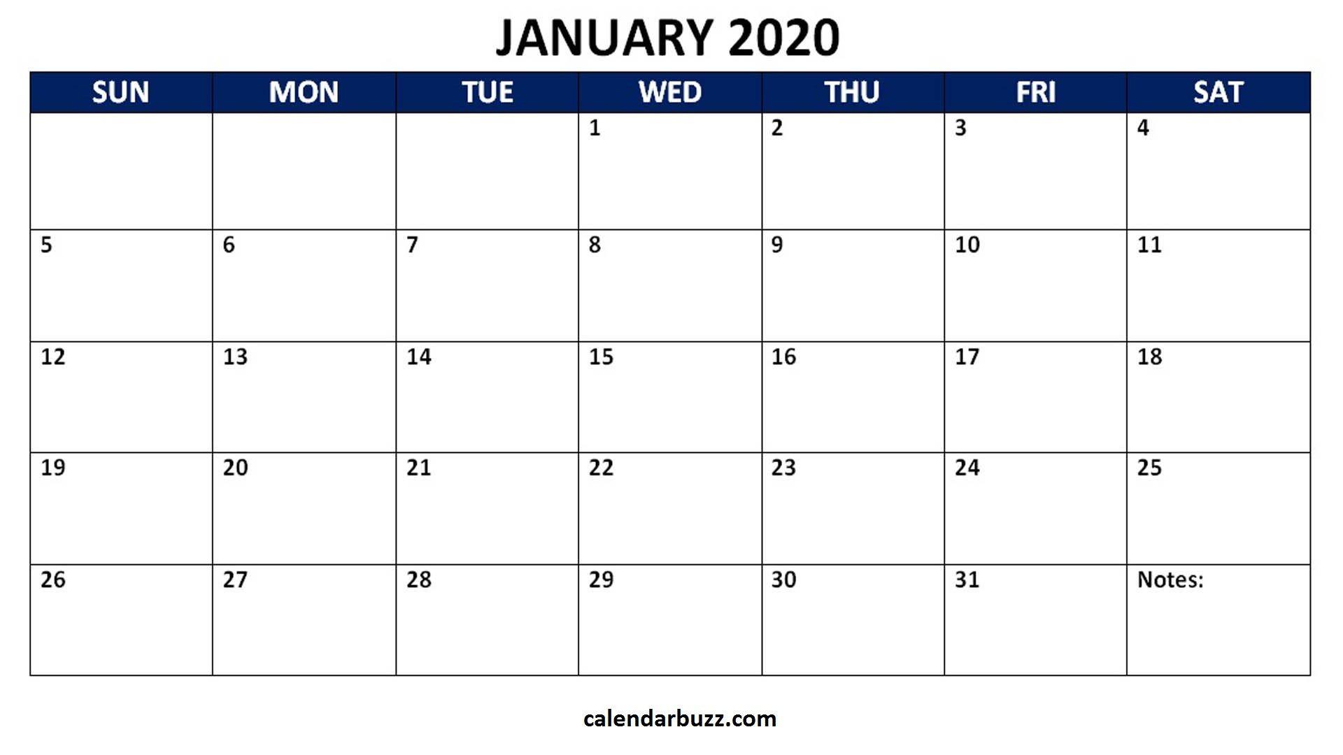 006 Singular Calendar 2020 Template Word High Resolution  Monthly Doc Free Download1920