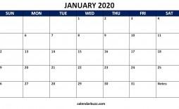 006 Singular Calendar 2020 Template Word High Resolution  Monthly Doc Free Download