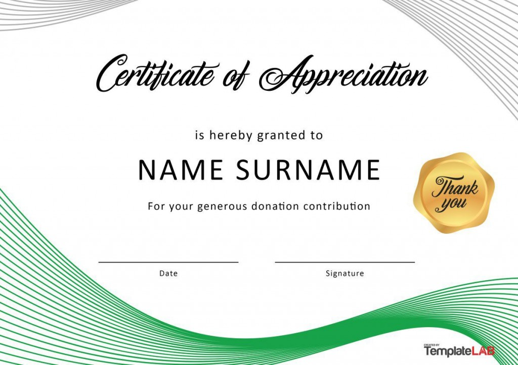006 Singular Certificate Of Recognition Template Word Idea  Award Microsoft FreeLarge