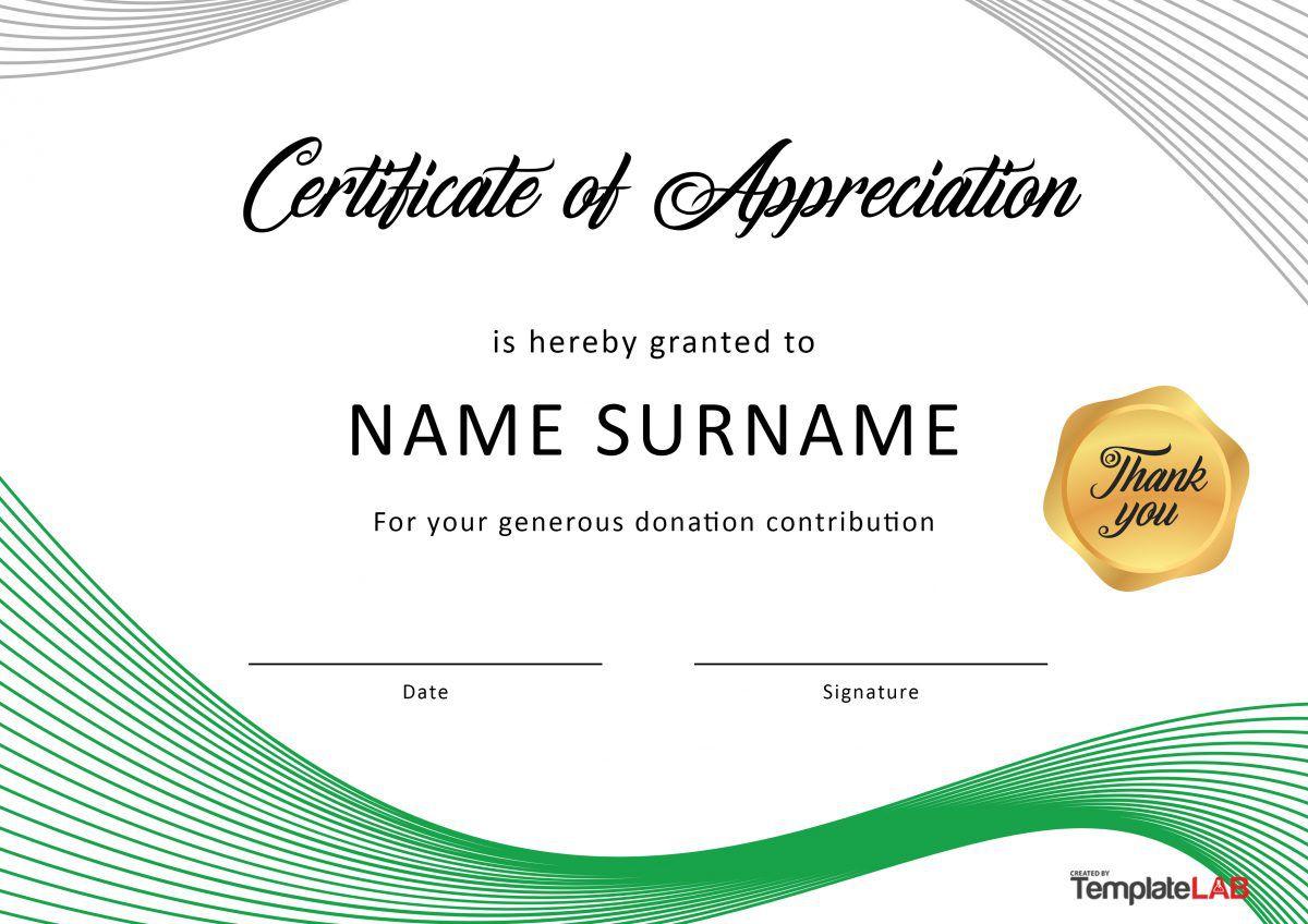 006 Singular Certificate Of Recognition Template Word Idea  Award Microsoft FreeFull