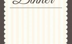 006 Singular Free Dinner Invitation Template High Resolution  Templates Rehearsal Printable Italian Thanksgiving