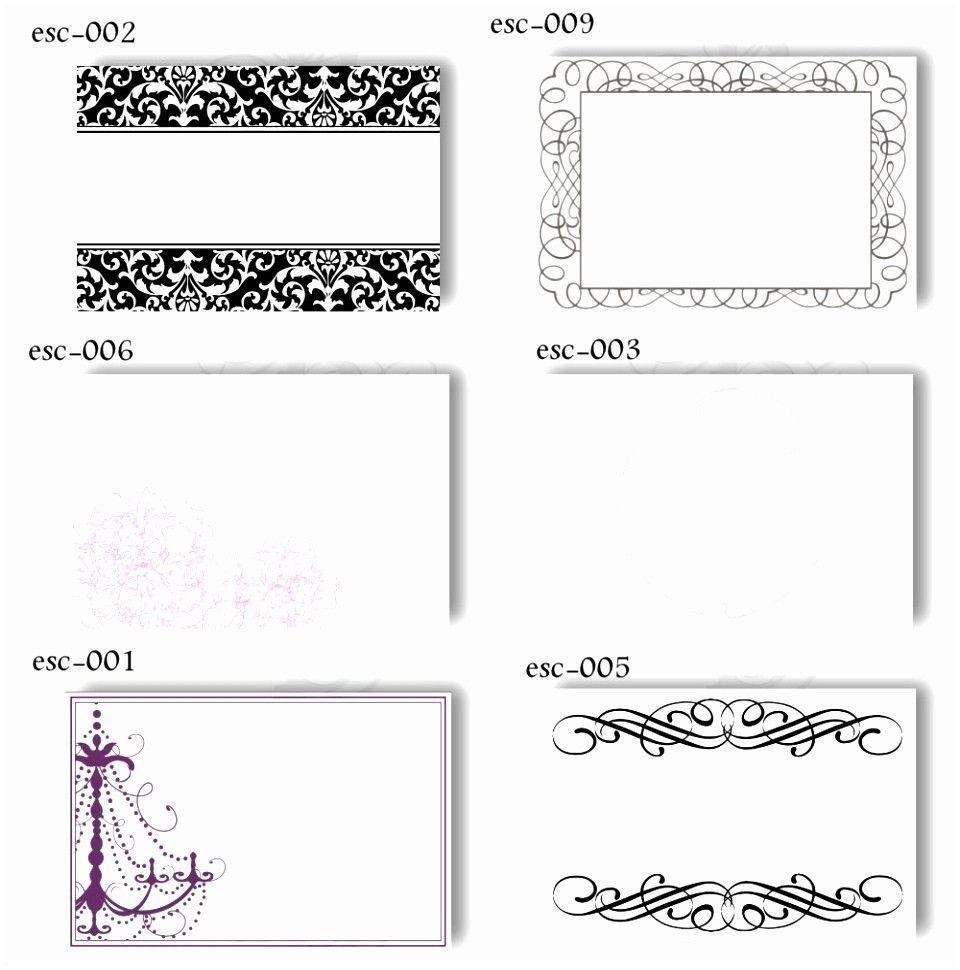 006 Singular Free Place Card Template Word Highest Quality  Blank Microsoft Wedding Name960