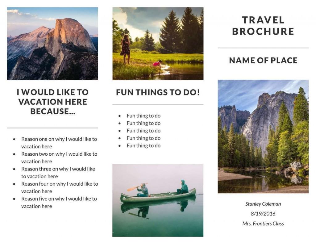 006 Singular M Word Travel Brochure Template Highest Quality  Microsoft FreeLarge