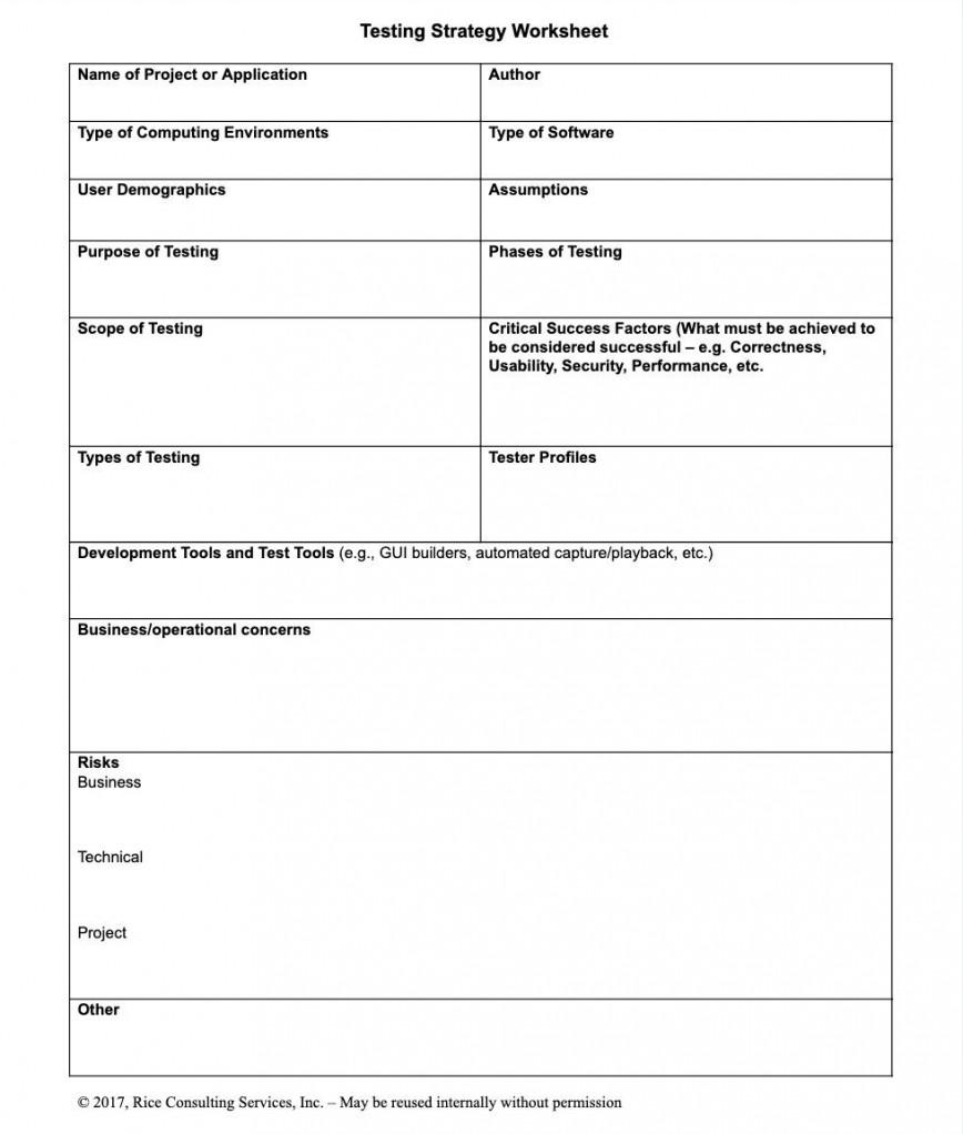 006 Singular Simple Test Plan Template Design  Software Uat868