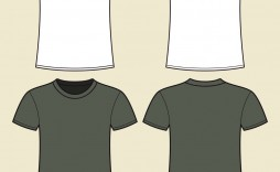 006 Singular T Shirt Design Template Ai High Def  Tee
