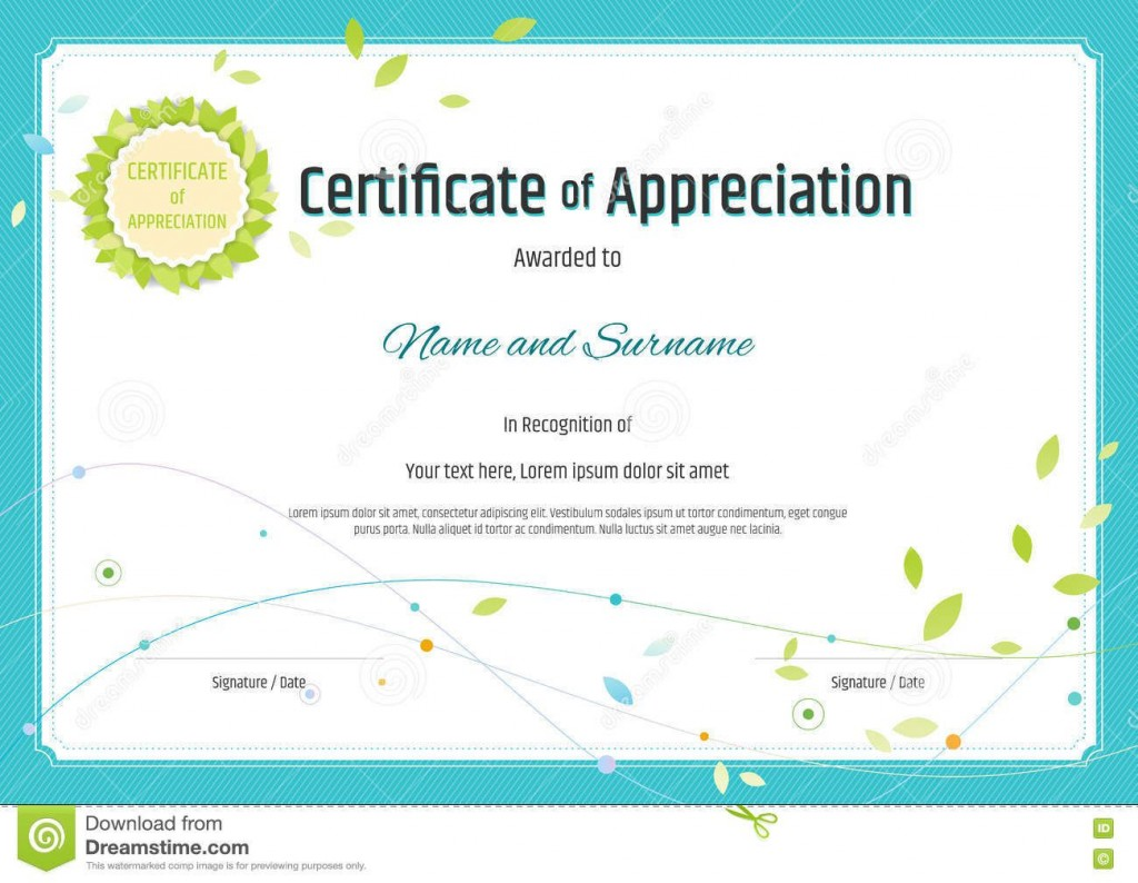 006 Staggering Certificate Of Appreciation Template Free High Resolution  Microsoft Word Download Publisher EditableLarge
